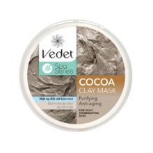 Mặt nạ đất sét Cocoa Vedette