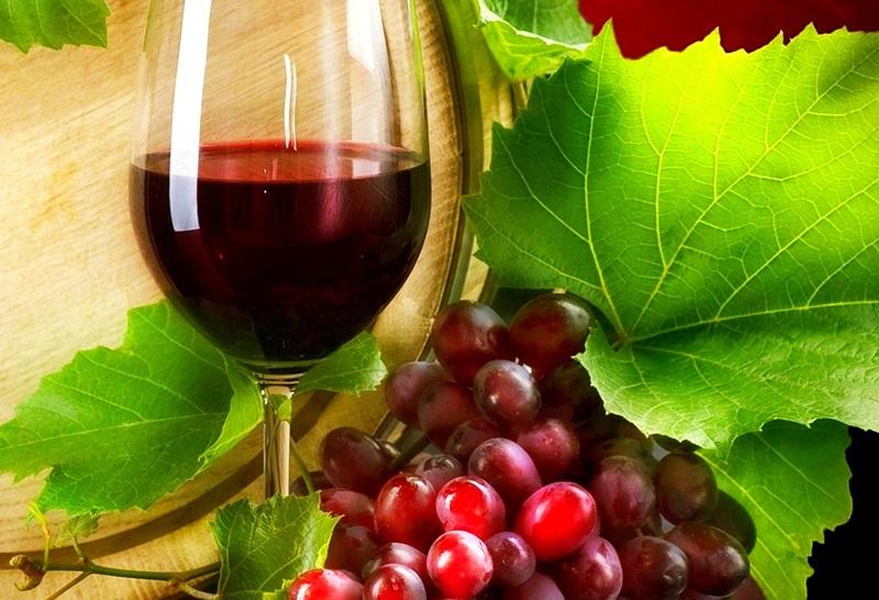 cách làm rượu nho tốt cho hệ tim mạch