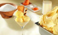 Thành phẩm kem sầu riêng thơm ngon bổ dưỡng