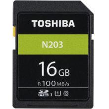 Thẻ nhớ Toshiba SDHC 16Gb 100MB/s – N203