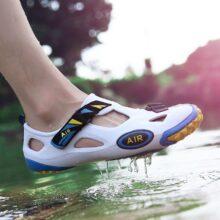 Giày nhựa Trekking Air