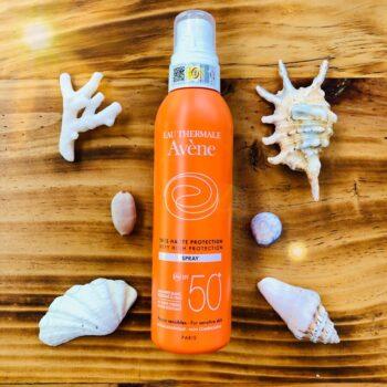 Xịt chống nắng Avène Very High Protection Spray 50+