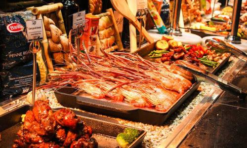 Top 10 quán buffet quận 2 từ hạng sang đến vỉa hè hút khách gần xa