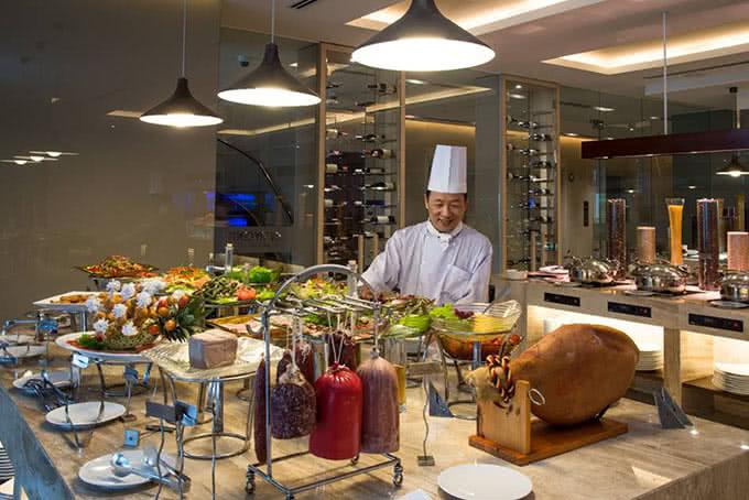 Top 10 quán buffet quận 1 ngon rẻ nhiều món 6