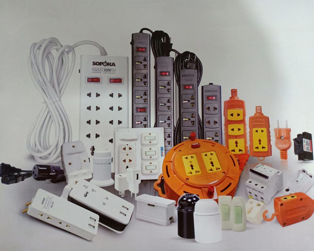 Cách phân loại ổ cắm điện