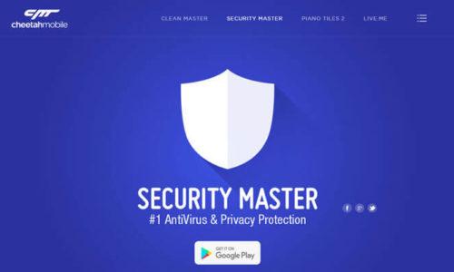Phần mềm diệt virus cho điện thoại Samsung