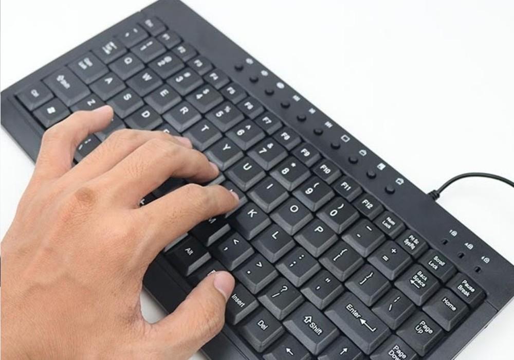bàn phím mini giá rẻ tiện dụng
