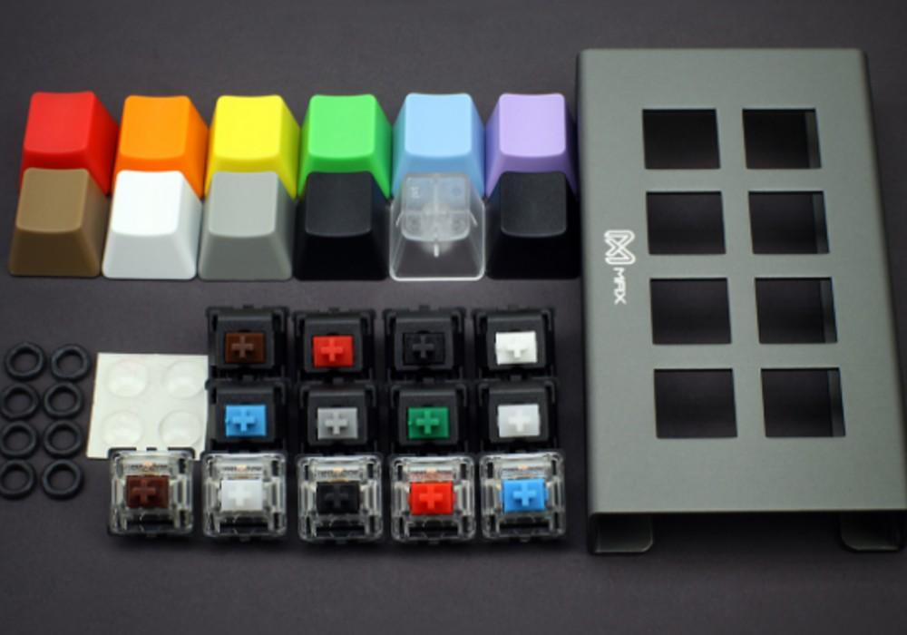 các loại switch bàn phím