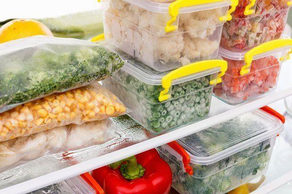 Bảo quản rau củ tươi lâu trong tủ lạnh
