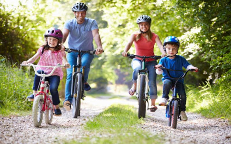 Xe đạp trẻ em 2 bánh