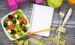 Bí quyết giảm cân là cần chuẩn bị kế hoạch tốt