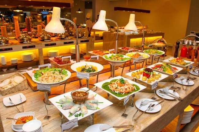 Top 10 quán buffet quận 1 ngon rẻ nhiều món 7
