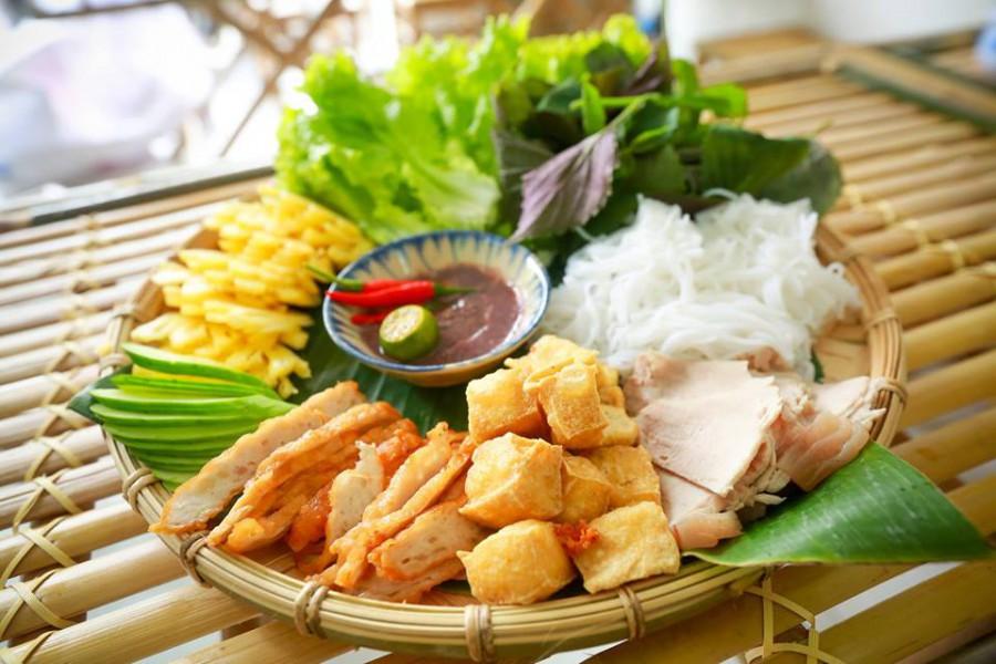 Top 10 quán bún đậu mắm tôm quận 1 ngon nổi tiếng nhất Hồ Chí Minh 1