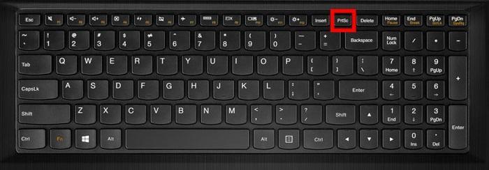 Cách chụp màn hình laptop đơn giản