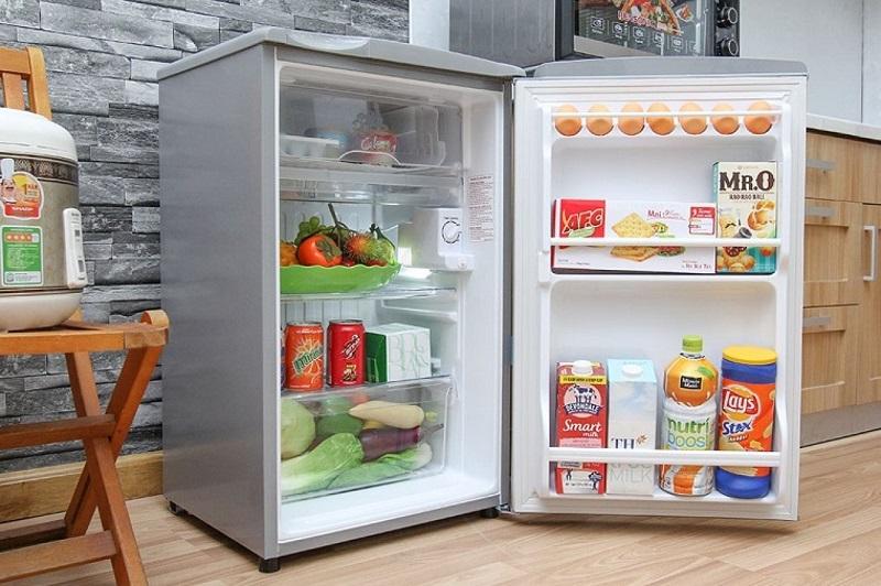 Cách khắc phục tủ lạnh chạy liên tục không ngắt