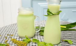 Cách làm sinh tố đậu xanh thơm ngon
