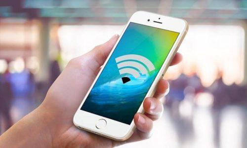 Cách phát wifi từ điện thoại đơn giản