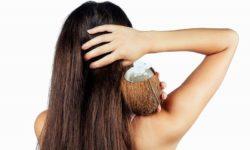 Cách ủ tóc bằng dầu dừa hiệu quả
