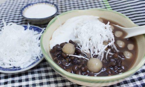 Cách nấu chè đậu đen bằng nồi cơm điện
