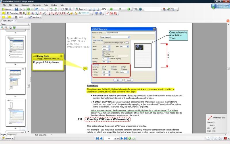 Công cụ hỗ trợ xem và chỉnh sửa file PDF bằng PDF - XChange Viewer