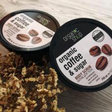 Tẩy Tế Bào Chết Toàn Thân Organic Shop Organic Coffee & Sugar Body Scrub