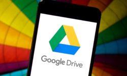 Google Drive được chọn là nơi lưu trữ phổ biến
