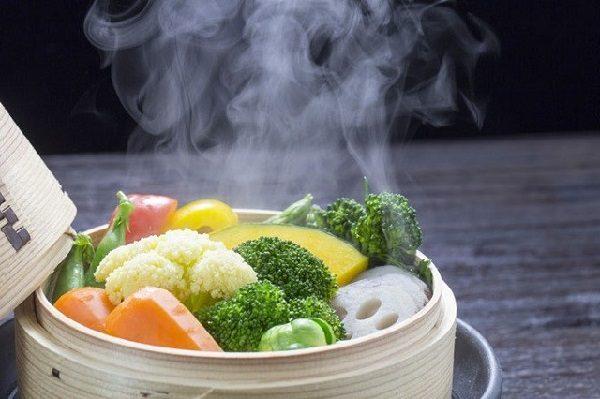 Cách hâm nóng thức ăn ngon bằng nồi hấp
