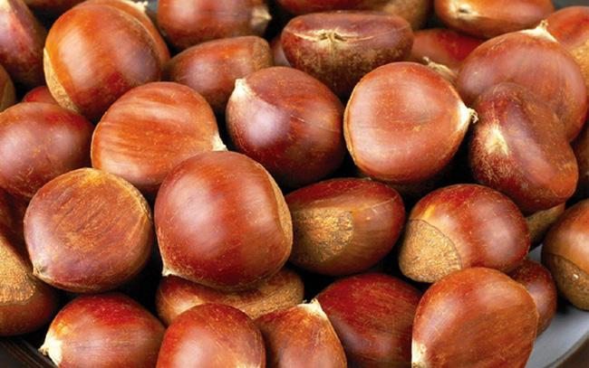 Hạt dẻ có rất nhiều chất dinh dưỡng tốt cho sức khỏe