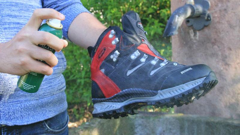 Hướng dẫn bảo quản giày trekking cho chất lượng kéo dài