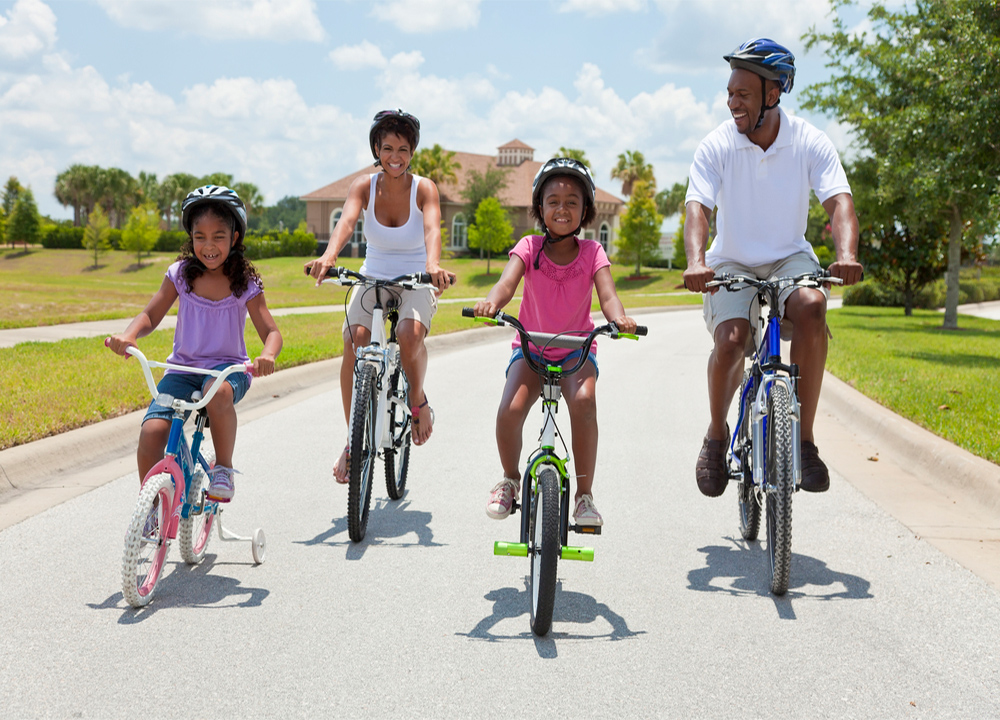 Hướng dẫn cách chọn mua xe đạp trẻ em theo độ tuổi