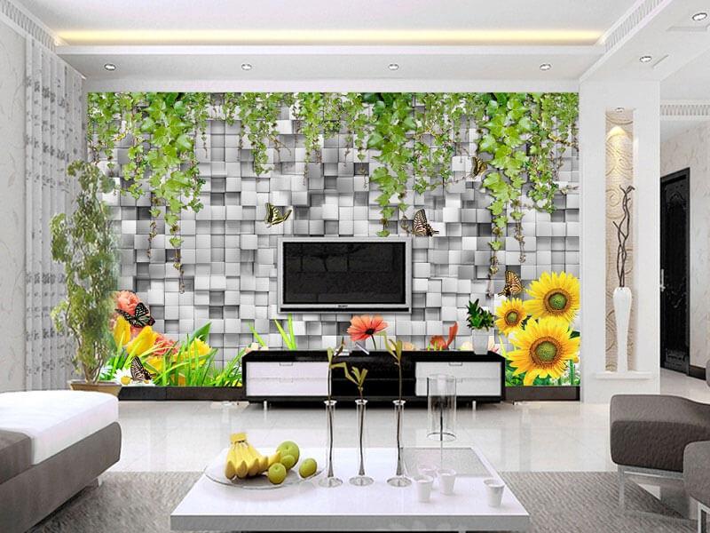 Cần sử dụng giấy dán tường đúng cách để sản phẩm đẹp bền bỉ