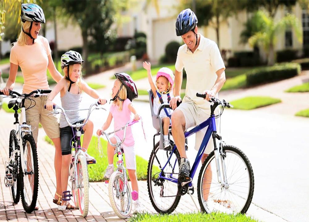 Hướng dẫn sử dụng xe đạp trẻ em an toàn