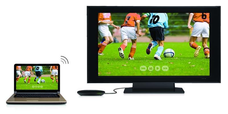 Kết nối laptop với tivi bằng Wifi Direct