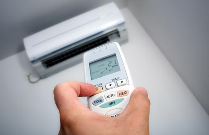Không nên sử dụng chế độ Dry của điều hòa