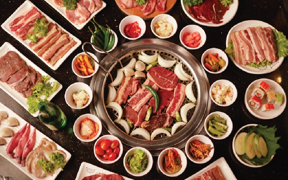 Top 10 quán buffet quận 2 từ hạng sang đến vỉa hè hút khách gần xa 9