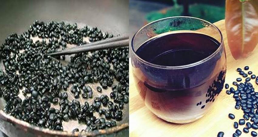 Làm nước đậu đen đơn giản ngay tại nhà