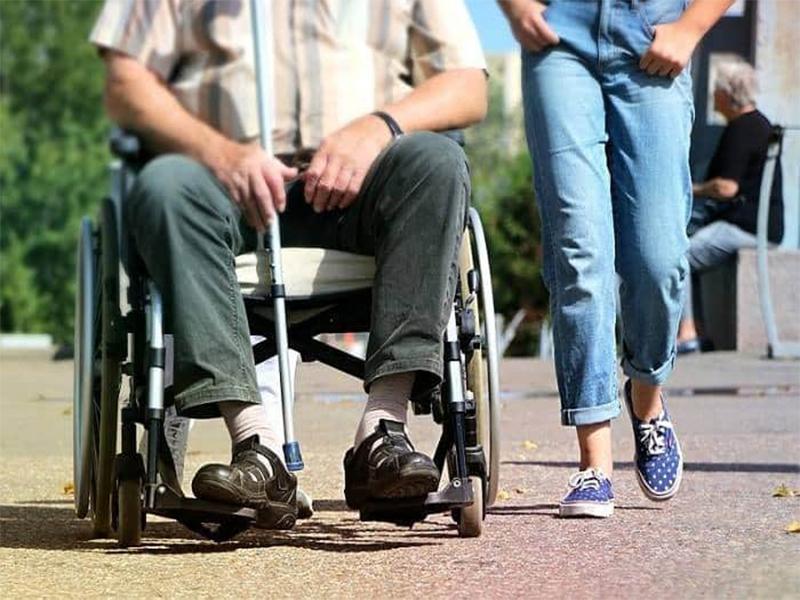 Lợi ích khi sử dụng xe lăn
