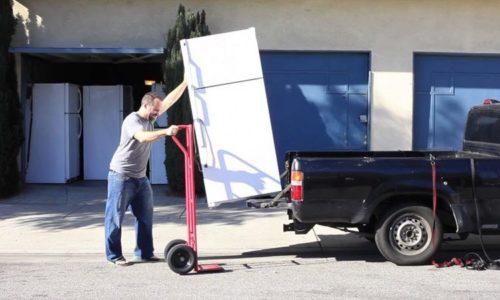 Cách di chuyển tủ lạnh đi xa an toàn nhất