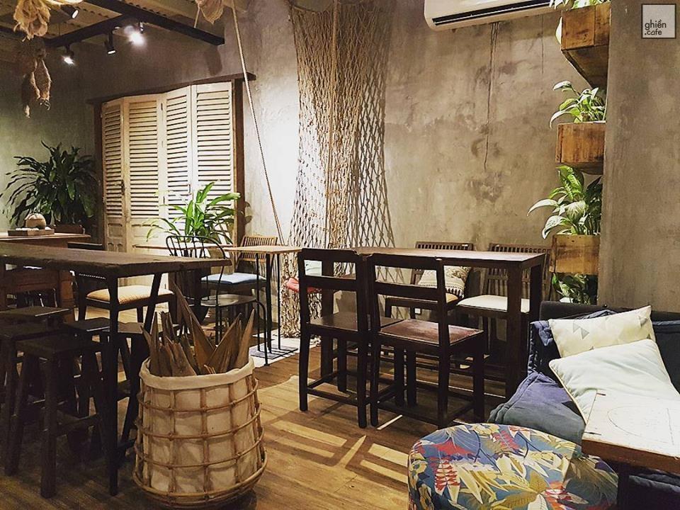 Top 10 quán cà phê quận 3 đẹp ngất ngây giữa lòng Sài Gòn 9