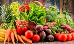Nên bảo quản rau củ tươi lâu ở nhiệt độ thích hợp
