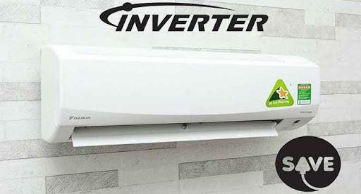Chọn mua máy lạnh Inverter giúp tiết kiệm điện