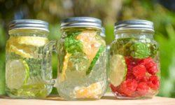 10 cách làm nước detox giảm mỡ bụng hiệu quả