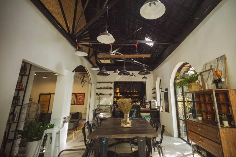Top 10 quán cà phê quận 3 đẹp ngất ngây giữa lòng Sài Gòn 3