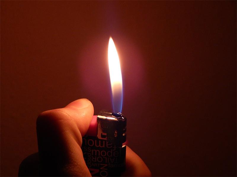 Phân loại bật lửa được sử dụng