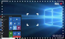 Phần mềm quay màn hình