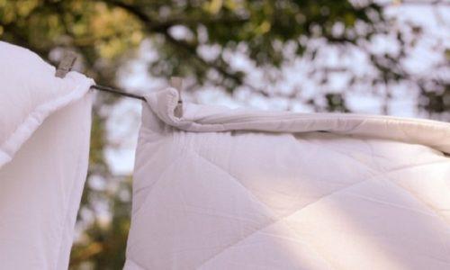 Cách giặt chăn mền bằng máy giặt
