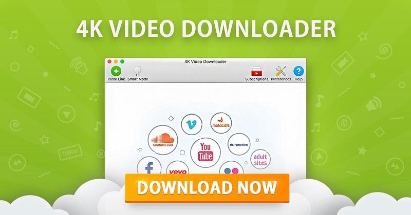 Sử dụng phần mềm 4K Video Downloader