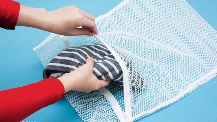 Cách để quần áo không bị nhăn khi giặt bằng máy giặt