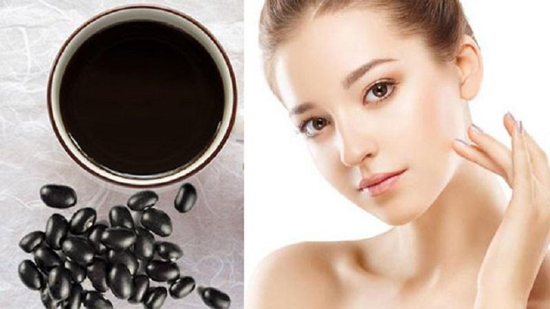 Tác dụng của nước đậu đen giúp giảm cân và đẹp da