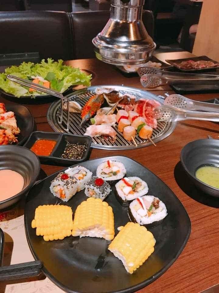 Top 10 quán buffet quận 2 từ hạng sang đến vỉa hè hút khách gần xa 5